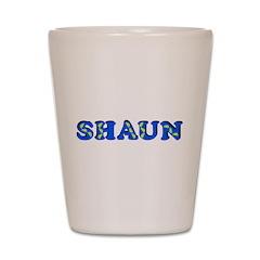 Shaun Shot Glass