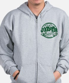 Jasper Old Circle Zip Hoody