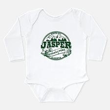 Jasper Old Circle Long Sleeve Infant Bodysuit