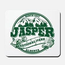 Jasper Old Circle Mousepad