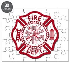 Firefighter Baby Puzzle