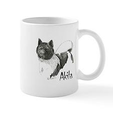 Akita Title Mug