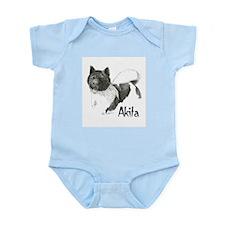 Akita Title Infant Bodysuit