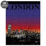 Puzzle London city