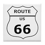 Tile Coaster, Route 66