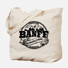 Banff NP Old Circle Tote Bag