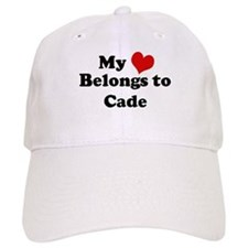My Heart: Cade Baseball Cap