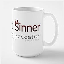 Saint And Sinner Large Mug Mugs