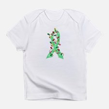 Christmas Lights Ribbon Celiac Disease Infant T-Sh