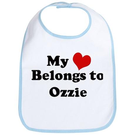 My Heart: Ozzie Bib
