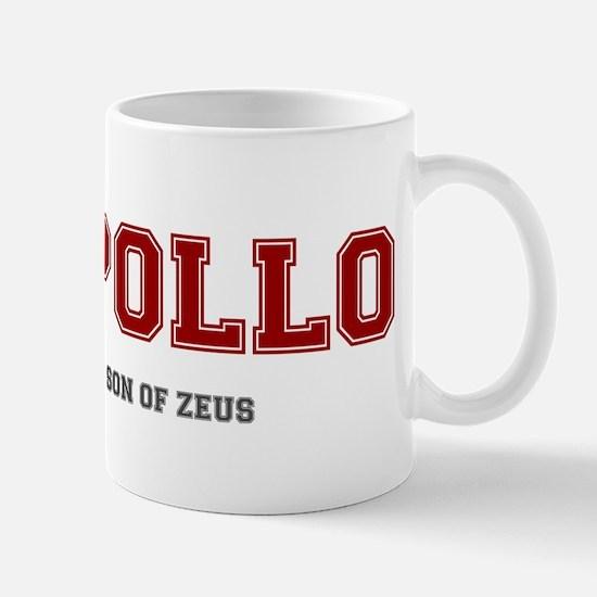 APOLLO - SON OF ZEUS! Mugs