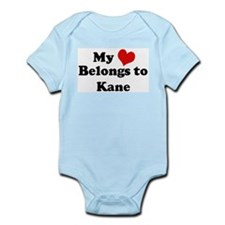 My Heart: Kane Infant Creeper