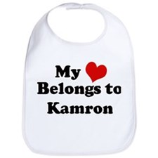 My Heart: Kamron Bib