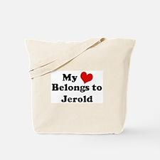 My Heart: Jerold Tote Bag