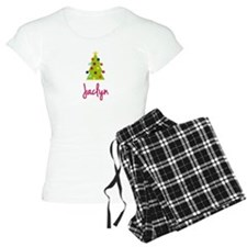 Christmas Tree Jaclyn pajamas
