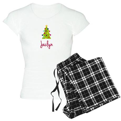 Christmas Tree Jaclyn Women's Light Pajamas