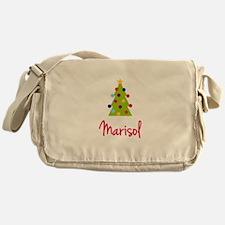 Christmas Tree Marisol Messenger Bag
