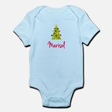 Christmas Tree Marisol Infant Bodysuit