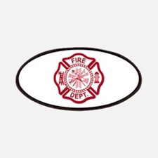 Fire Dept Patches