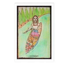 La Chalupa Postcards (Package of 8)