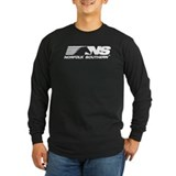 Norfolk southern Long Sleeve T-shirts (Dark)