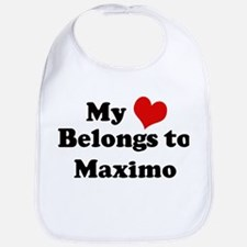My Heart: Maximo Bib