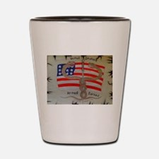 United States Armed Forces,US Shot Glass
