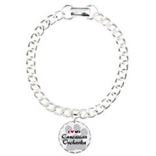 Love My Caucasian Ovcharka Bracelet