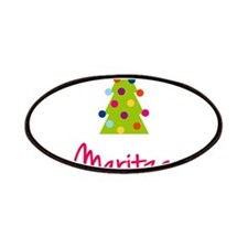 Christmas Tree Maritza Patches