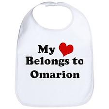 My Heart: Omarion Bib