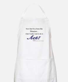Want to Act BBQ Apron