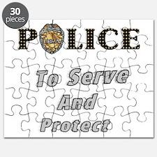 Police Service Puzzle