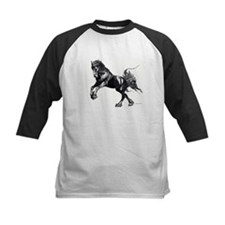 Keegan, Friesian Stallion Tee