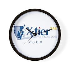 X-tier FOC Wall Clock