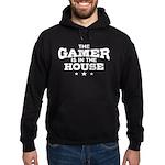 Funny Gamer Hoodie (dark)