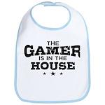 Funny Gamer Bib