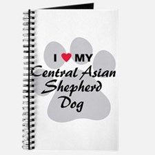 Central Asian Shepherd Dog Journal