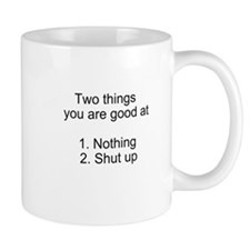Two Things Mug