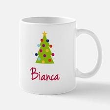 Christmas Tree Bianca Mug