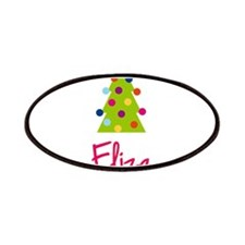 Christmas Tree Eliza Patches