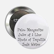 """Paleo Margarita 2.25"""" Button"""