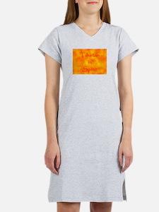 Tibetan in Spirit Women's Nightshirt