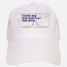 Statistics Means Uncertainty Baseball Baseball Cap