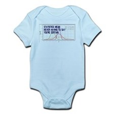 Statistics Means Uncertainty Infant Bodysuit
