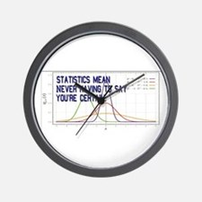 Statistics Means Uncertainty Wall Clock