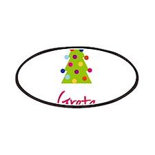 Christmas Tree Greta Patches