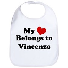 My Heart: Vincenzo Bib
