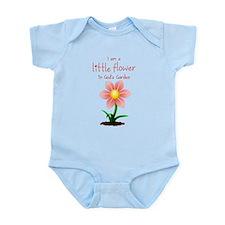 Unique Christian girl Infant Bodysuit