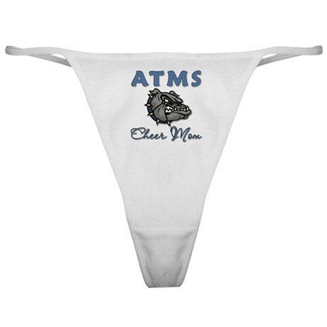ATMS Cheer Mom Classic Thong