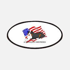 Australian Shepherd Dog USA Patches